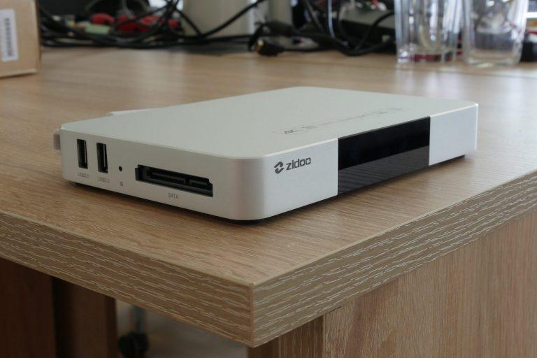 Zidoo Z9S TV Box teszt 10