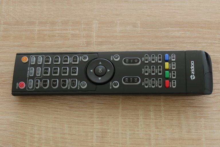 Zidoo Z9S TV Box teszt 4