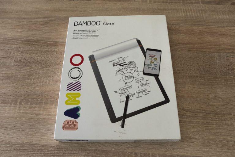 Xiaomi/Wacom Bamboo Slate digitalizáló tábla teszt 2