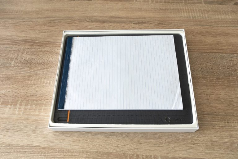 Xiaomi/Wacom Bamboo Slate digitalizáló tábla teszt 3
