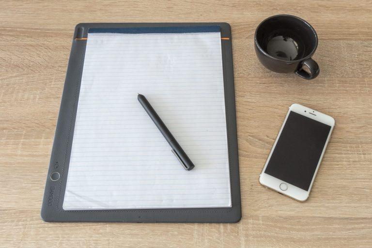 Xiaomi/Wacom Bamboo Slate digitalizáló tábla teszt 5