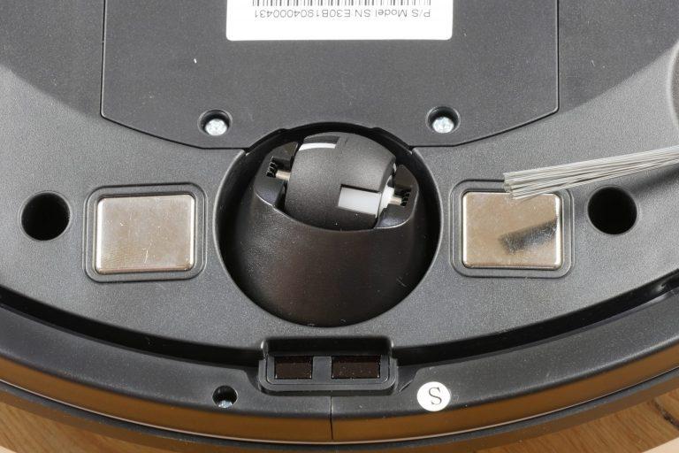 Alfawise V8S Pro robotporszívó teszt 6