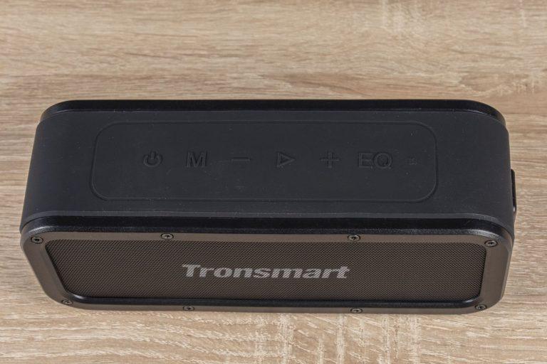 Tronsmart Element Force BT hangszóró teszt 5