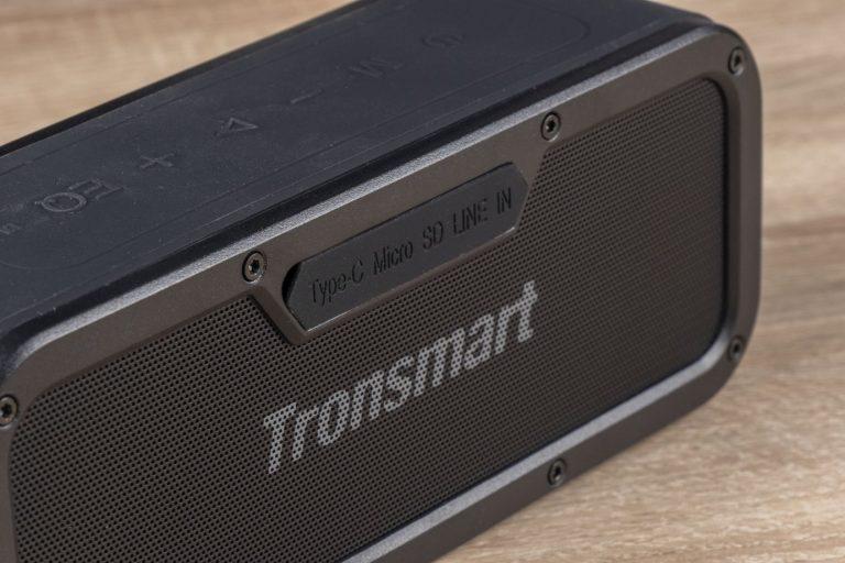Tronsmart Element Force BT hangszóró teszt 8