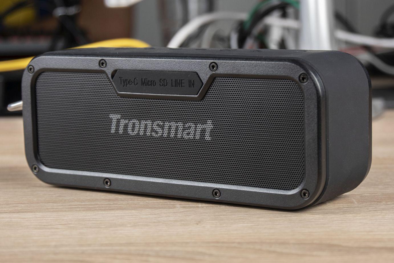 Tronsmart Element Force BT hangszóró teszt 12