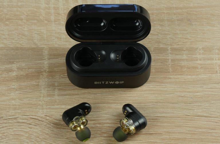 Blitzwolf BW-FYE7 TWS fülhallgató teszt 4