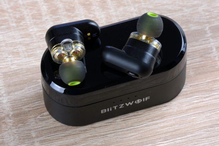 Blitzwolf BW-FYE7 TWS fülhallgató teszt 6