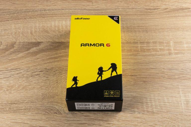 Ulefone Armor 6E strapatelefon teszt 2