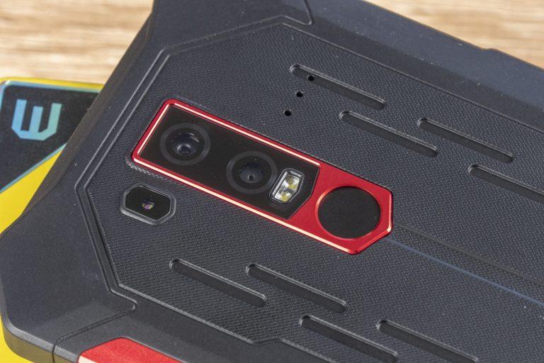 Ulefone Armor 6E strapatelefon teszt 4