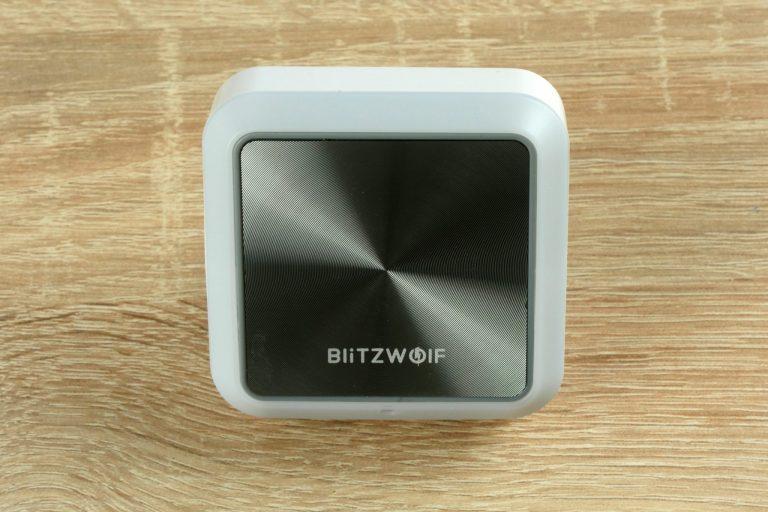 Blitzwolf BW-LT14 éjszakai fény teszt 4