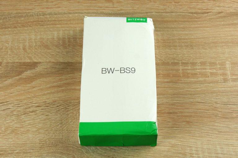 Blitzwolf BW-BS9 szelfibot teszt 2