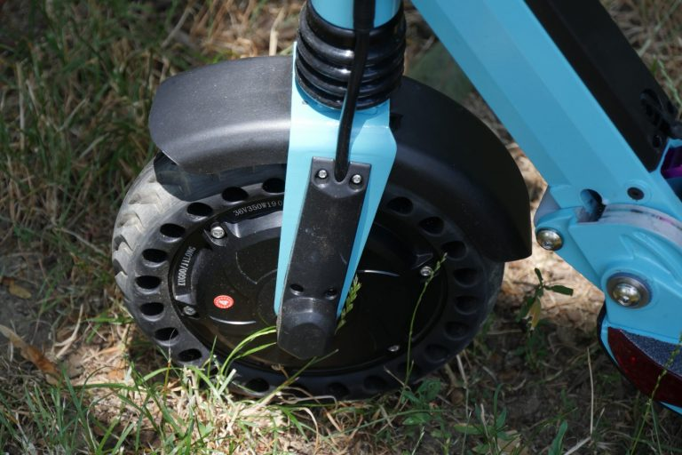 Kugoo S1 Pro elektromos roller teszt 13