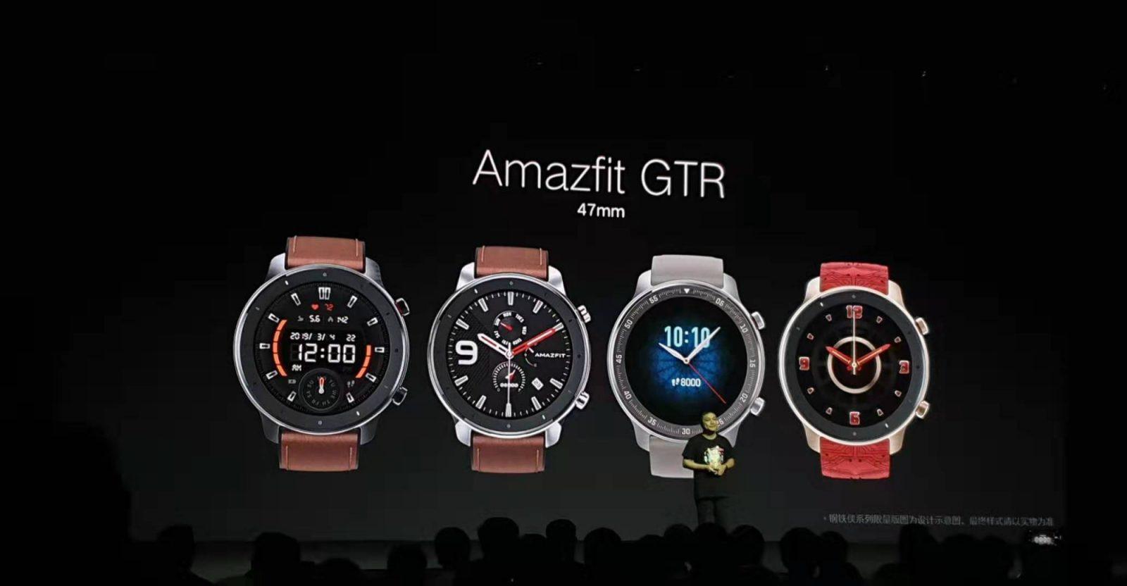 Bemutatkozott az Amazfit GTR 2