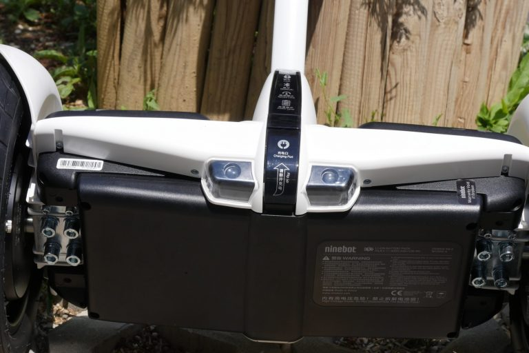Ninebot S segway, Kugoo S1 Pro roller és Inmotion V5F unickli összehasonlító teszt 11