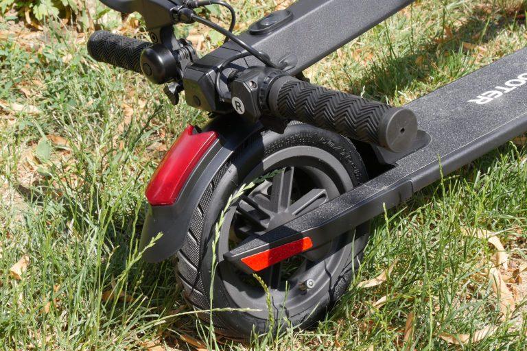 Megawheels S5 elektromos roller teszt 8
