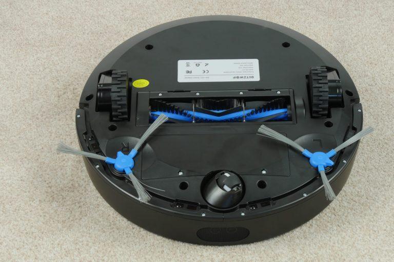 Blitzwolf BW-VC1 robotporszívó teszt 8