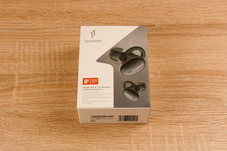 1More E1026BT-I TWS fülhallgató teszt 2