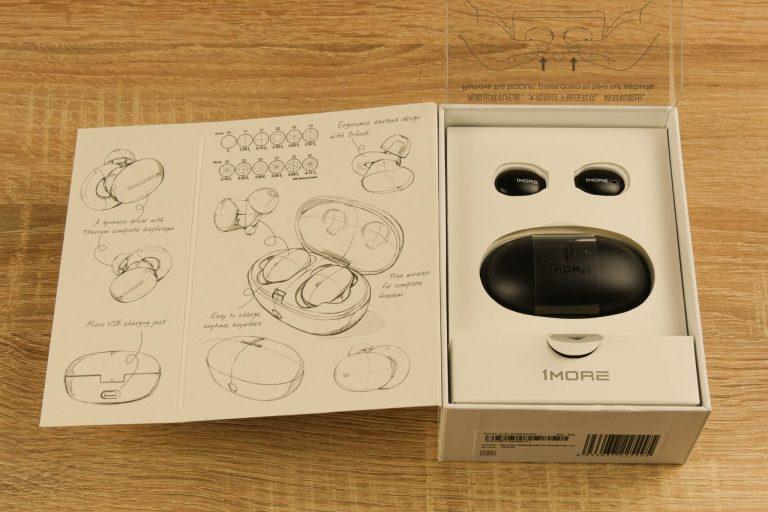 1More E1026BT-I TWS fülhallgató teszt 5