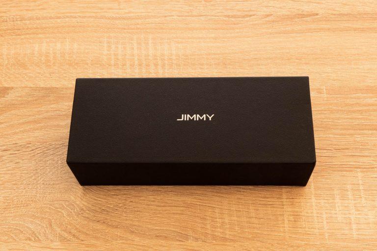 Jimmy ETB301 szónikus fogkefe teszt 2