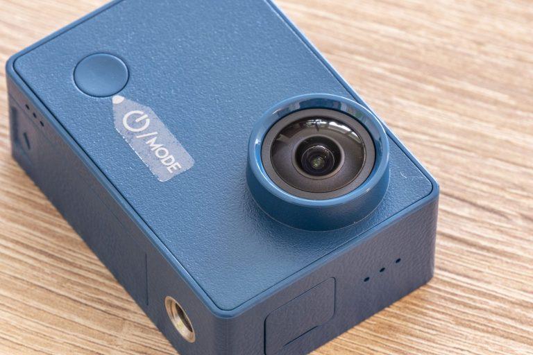 Xiaomi Mijia Seabird akciókamera teszt 5
