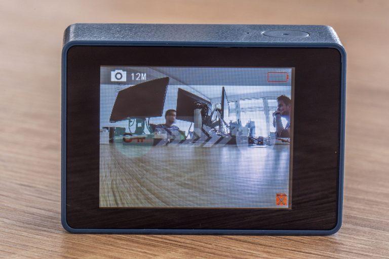 Xiaomi Mijia Seabird akciókamera teszt 6