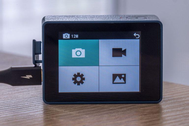 Xiaomi Mijia Seabird akciókamera teszt 9