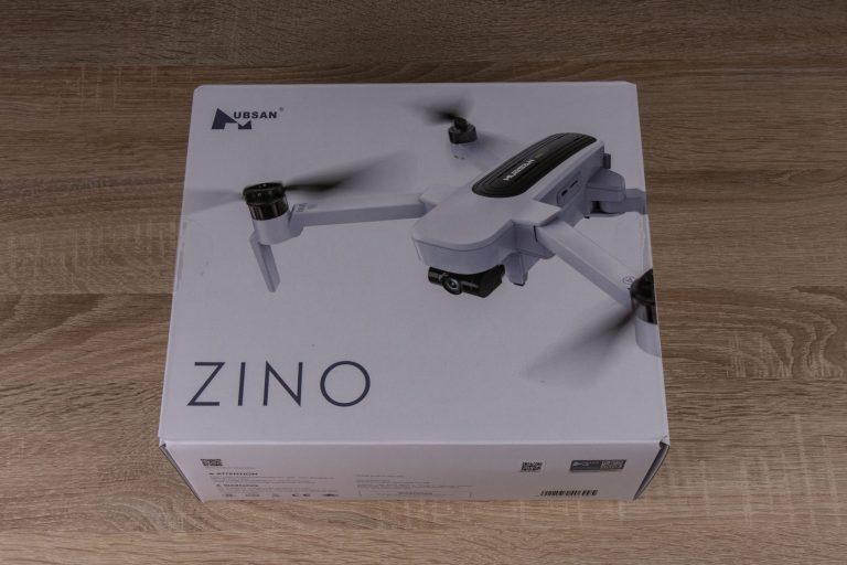 Hubsan Zino drón teszt 30