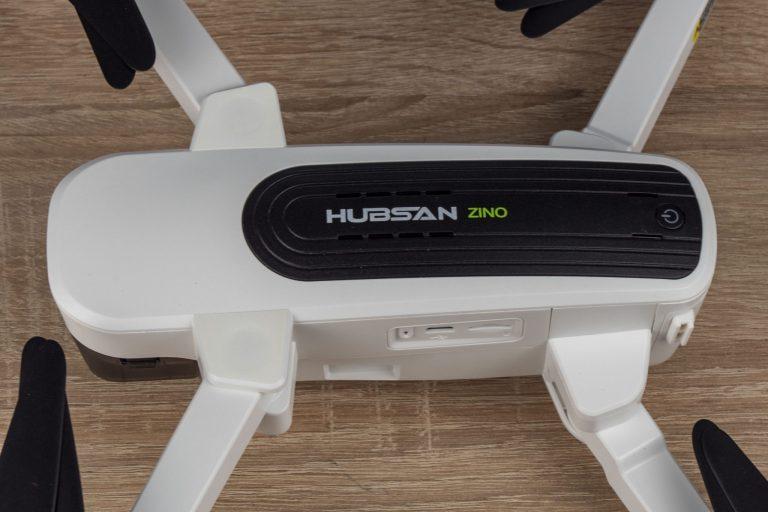 Hubsan Zino drón teszt 16