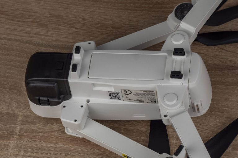 Hubsan Zino drón teszt 11