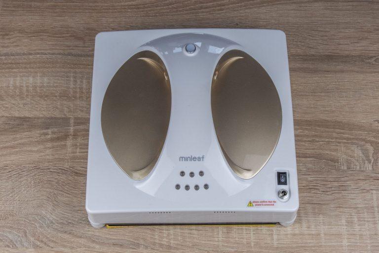 Alfawise WS-960 ablaktisztító robot teszt 4