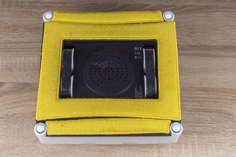 Alfawise WS-960 ablaktisztító robot teszt 7