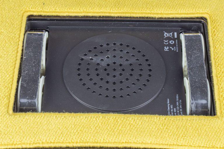 Alfawise WS-960 ablaktisztító robot teszt 8