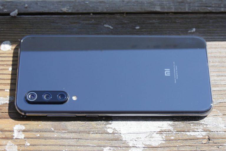 Xiaomi Mi 9 SE okostelefon teszt 5