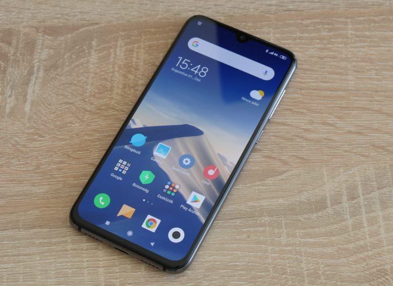 Xiaomi Mi 9 SE okostelefon teszt 6