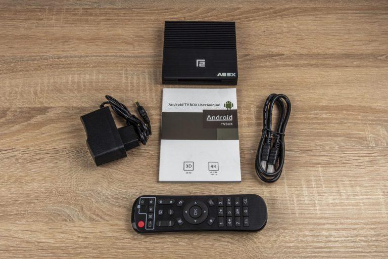 A95X TV box teszt 3
