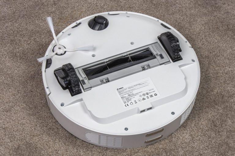 360 S7 robotporszívó félpénzért 7