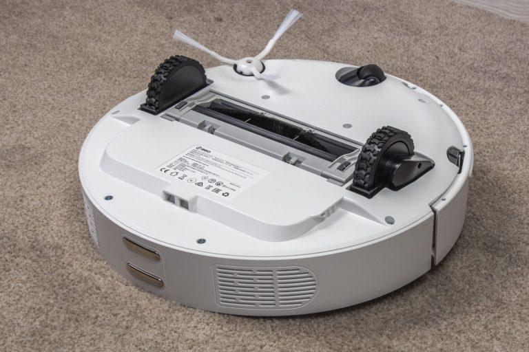 360 S7 robotporszívó félpénzért 2