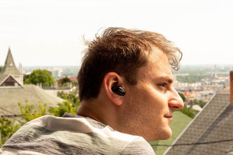 1More E1026BT-I TWS fülhallgató teszt 14