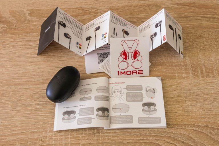 1More E1026BT-I TWS fülhallgató teszt 8