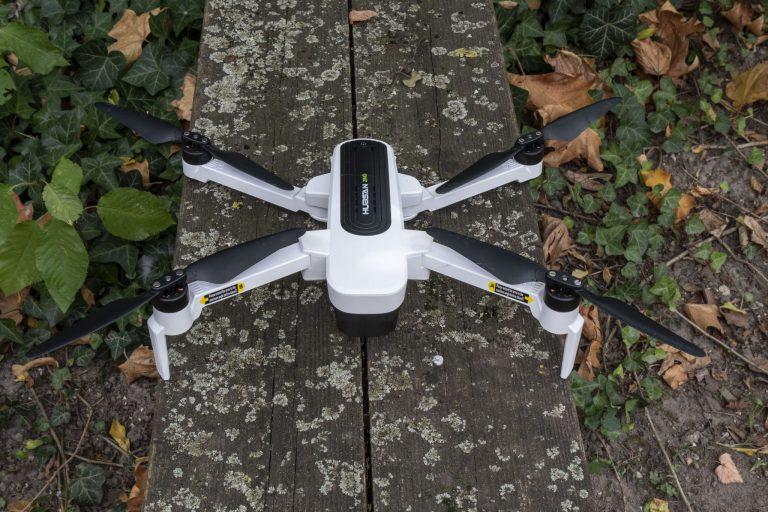 Hubsan Zino drón teszt 31