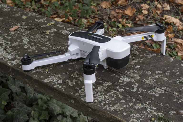 Hubsan Zino drón teszt 32