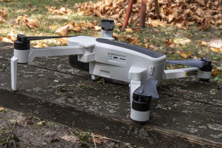 Hubsan Zino drón teszt 34