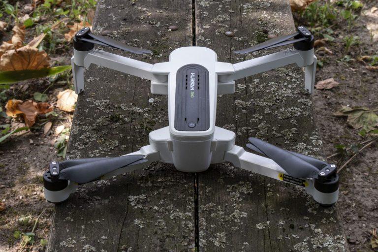 Hubsan Zino drón teszt 35