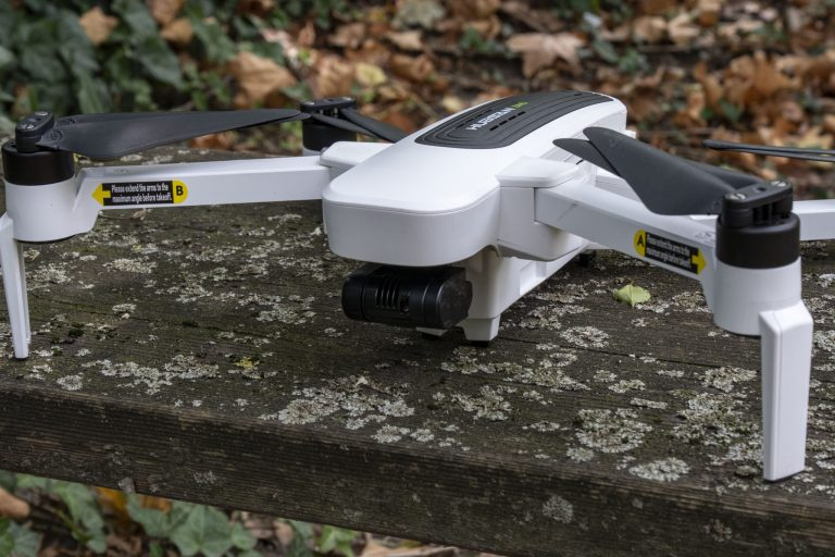 Hubsan Zino drón teszt 36