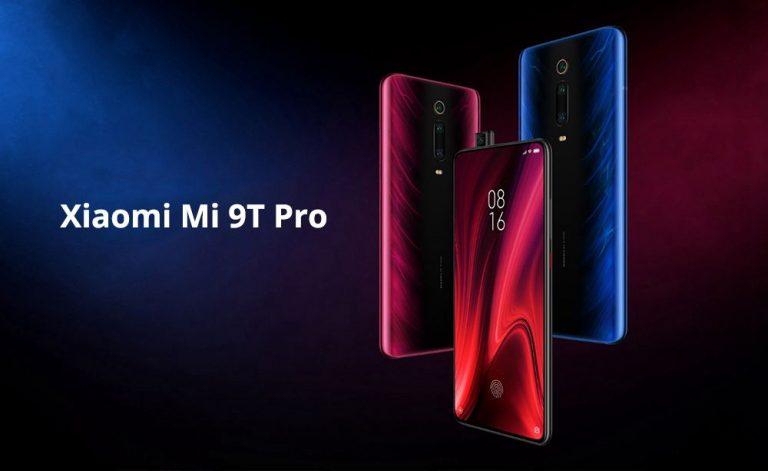 Itt a legújabb Mi 9T Pro 3