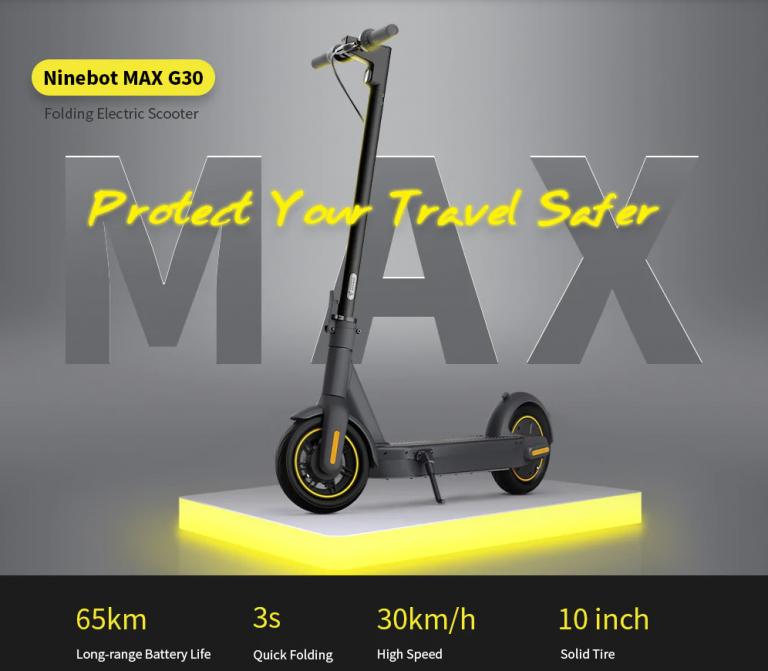 Ninebot Max G30 roller 5