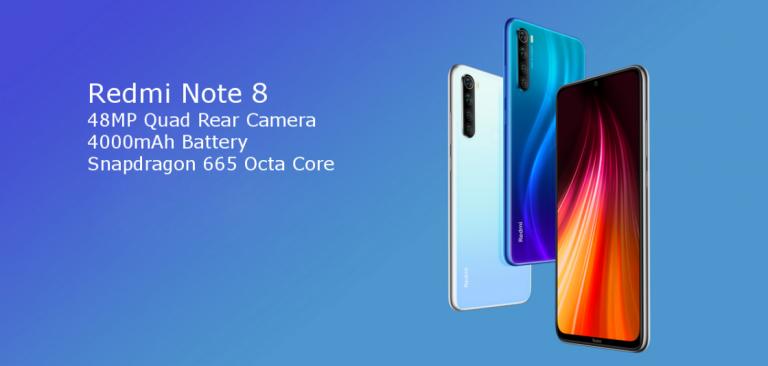 Redmi Note 8 és 8 Pro 3