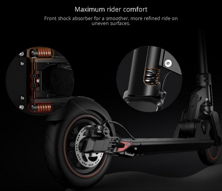 Új Kugoo M2 Pro roller 3