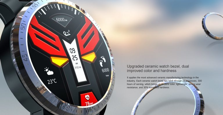 Kospet Optimus Pro vs. Ticwatch Pro okosórák 5