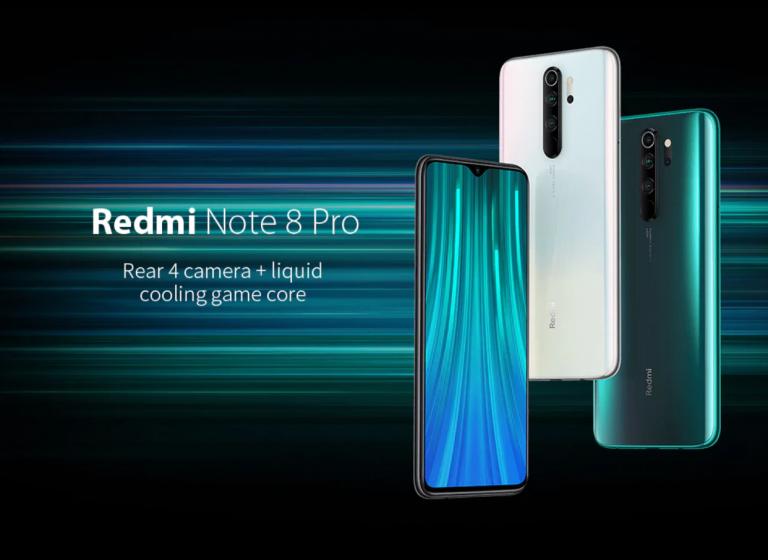 Nagyon jó áron kapható a Redmi Note 8 Pro 2